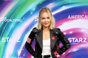 Kelli Berglund attends American Gods & Now Apocalypse Live Viewing Party At #TwitterHouse at Lustre Pearl on March 10, 2019 in Austin, Texas.