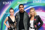 Roxane Mesquida, Avan Jogia and Kelli Berglund attend American Gods & Now Apocalypse Live Viewing Party At #TwitterHouse at Lustre Pearl on March 10, 2019 in Austin, Texas.