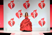 Susan Lucci walks the runway for The American Heart Association's Go Red For Women Red Dress Collection 2019 Presented By Macy's at Hammerstein Ballroom on February 7, 2019 in New York City.
