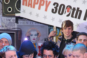 "Declan Bennett ""American Idiot"" On Broadway's 300th Performance Celebration"
