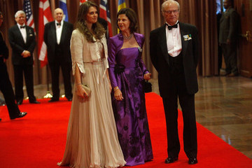 King Carl XVI The American-Scandinavian Foundation Celebrates Its 100th Anniversary At Centennial Ball - Arrivals