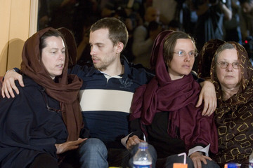 Nora Shourd Americans Held In Iran For Alleged Espionage Reunited With Mothers