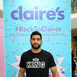 Amir Khan Claire's Back To School Bash