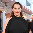 """Amira Casar """"Madres Paralelas"""" Red Carpet And Opening Ceremony - The 78th Venice International Film Festival"""