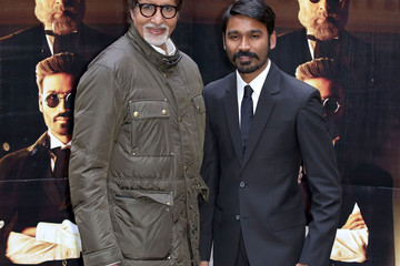 Amitabh Bachchan 'Shamitabh' Photo Call in London