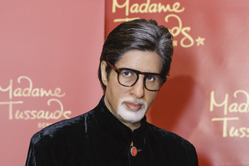 Amitabh Bachchan Bollywood Wax Figures Unveiled in Berlin