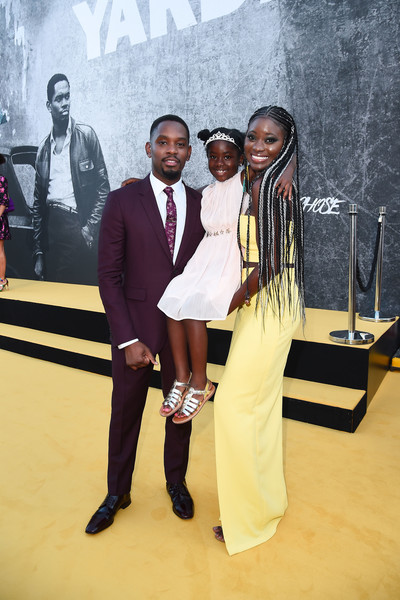 'Yardie' - UK Premiere - Red Carpet Arrivals