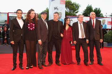 Amos Gitai 'Rabin, The Last Day' Premiere - 72nd Venice Film Festival