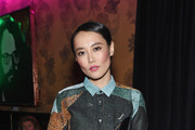 "Actress  Rinko Kikuchi attends The Cinema Society Screening Of ""Kumiko: The Treasure Hunter"" After Party at Beautique on March 12, 2015 in New York City."