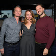 Amy Acker David Burtka Celebrates The Launch Of 'The Life Is A Party Cookbook' In Los Angeles With The Capital One Savor Credit Card