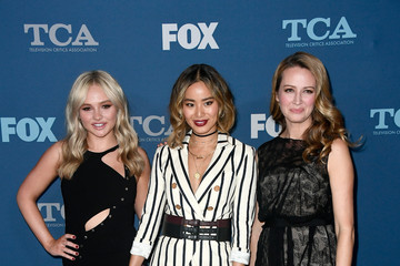 Amy Acker 2018 Winter TCA Tour - FOX All-Star Party - Arrivals