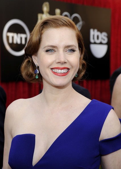 Amy Adams - 20th Annual Screen Actors Guild Awards - Red Carpet