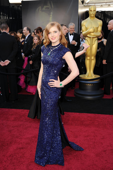 Amy Adams Actress Amy Adams arrives at the 83rd Annual Academy Awards held at the Kodak Theatre on February 27, 2011 in Hollywood, California.
