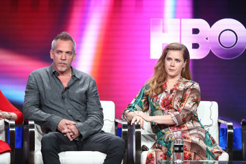 Amy Adams Jean-Marc Vallee Summer 2018 TCA Press Tour - Day 1