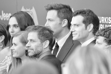 Amy Adams Zack Snyder An Alternative View of the 'Batman V Superman: Dawn of Justice' New York Premiere