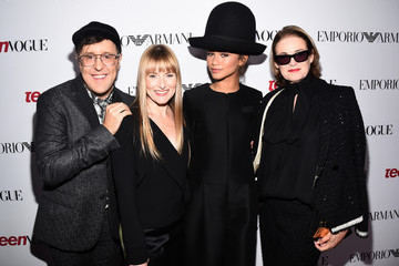 Amy Astley Andrew Bevan 12th Annual Teen Vogue Young Hollywood Party With Emporio Armani