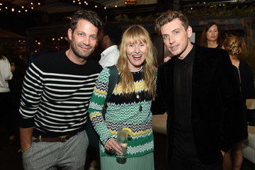 Amy Astley Nate + Jeremiah For Living Spaces Upholstery Collection Launch Dinner