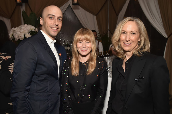 Grand Opening Dinner Celebration Of Molteni Group's New York Flagship