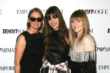 Amy Astley Hailee Steinfeld Arrivals at the Teen Vogue Young Hollywood Party