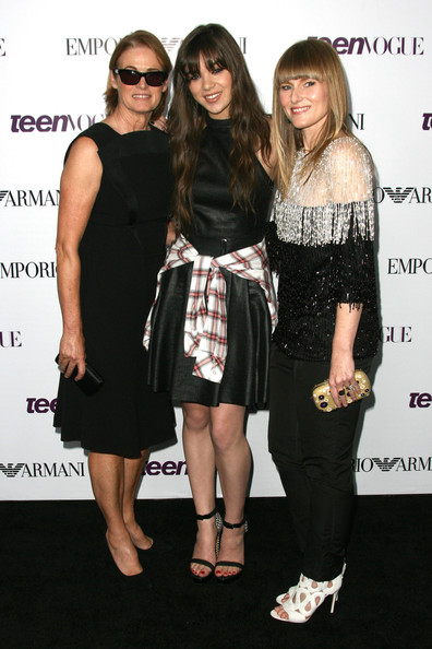 Arrivals at the Teen Vogue Young Hollywood Party