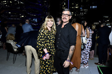 Amy Astley A Magical Summer Night At Hudson Yards Celebrating The Arrival Of 35 Hudson Yards