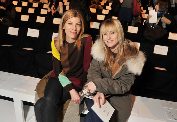 Lacoste - Front Row - Fall 2012 Mercedes-Benz Fashion Week