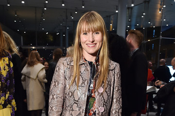Amy Astley Max Mara, Presenting Sponsor, Celebrates The Opening Of The Whitney Museum Of American Art - Inside