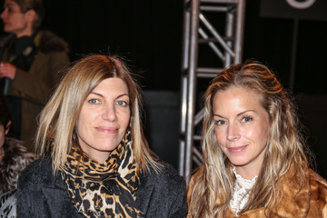 Amy Astley Philosophy By Natalie Ratabesi - Front Row - Fall 2013 Mercedes-Benz Fashion Week