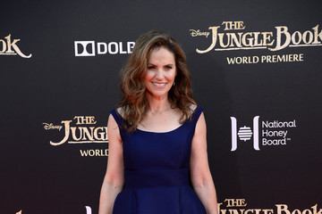 "Amy Brenneman Premiere Of Disney's ""The Jungle Book"" - Arrivals"