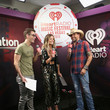 Amy Brown 2018 iHeartRadio Music Festival -  Night 1 – Backstage