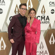 Amy Brown The 53rd Annual CMA Awards - Arrivals