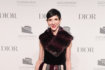 Amy Fine Collins Guggenheim International Gala Dinner, Made Possible By Dior