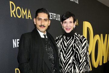 Amy Fine Collins 'Roma' New York Special Screening