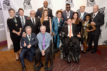 Amy France 32nd Annual Great Sports Legends Dinner to Benefit the Miami Project/Buoniconti Fund To Cure Paralysis - Legends Reception