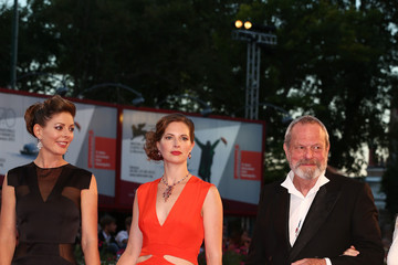 Amy Gilliam 'The Zero Theorem' Premiere - The 70th Venice International Film Festival
