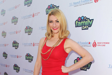 Amy Heidemann The T.J. Martell Foundation's Family Day LA