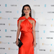 Amy Jackson Vanity Fair EE Rising Star BAFTAs Pre Party - Red Carpet Arrivals