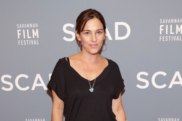Amy Jo Johnson SCAD Presents 19th Annual Savannah Film Festival - Molly Shannon Spotlight Award Presentation