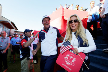 Amy Mickelson 2016 Ryder Cup - Singles Matches