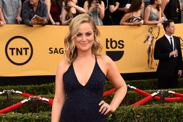 Amy Poehler 21st Annual Screen Actors Guild Awards - Arrivals