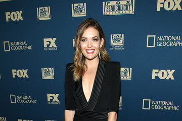 Amy Purdy FOX, FX And Hulu 2019 Golden Globe Awards After Party - Red Carpet