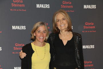 Amy Richards AOL's MAKERS Celebrates Gloria Steinem's New Book 'My Life On The Road'