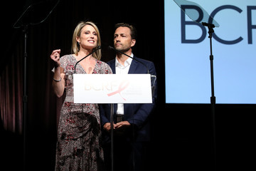 Amy Robach Breast Cancer Research Foundation (BCRF) New York Symposium & Awards Luncheon - Inside