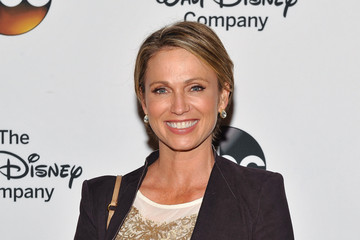 Amy Robach A Celebration of Barbara Walters Cocktail Reception