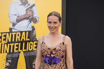 Amy Ryan Premiere Of Warner Bros. Pictures' 'Central Intelligence' - Arrivals