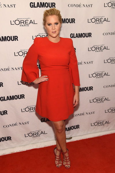 Amy glamour schumer awards advise to wear in summer in 2019