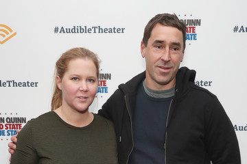 Amy Schumer Opening Night Of 'Colin Quinn: Red State Blue State'