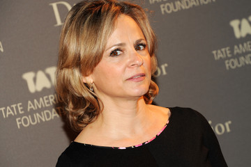 Amy Sedaris Celebs at the Tate Americas Foundation Artists Dinner