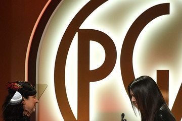 Amy Sherman-Palladino 30th Annual Producers Guild Awards - Inside