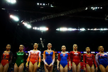 Amy Tinkler iPro Sport World Cup of Gymnastics